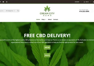 Cream City Hemp
